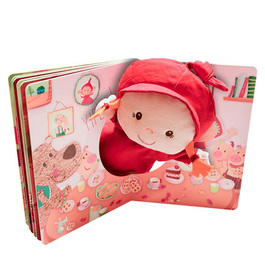 Lilliputiens -小紅帽手偶書