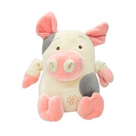 miYim有機棉震動娃娃 胖胖豬