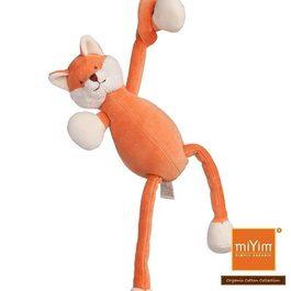 miYim有機棉瑜珈娃娃 福斯小狐