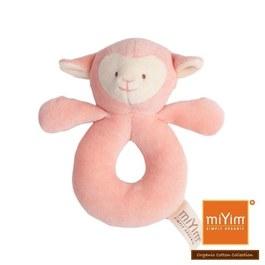 miYim有機棉手搖鈴 亮寶羊羊