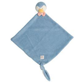miYim有機棉安撫巾 噗噗企鵝