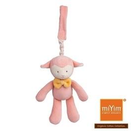 miYim有機棉吊掛娃娃 亮寶羊羊