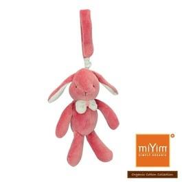 miYim有機棉吊掛娃娃 邦妮兔兔