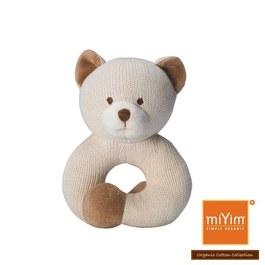miYim有機棉固齒手環 熊熊