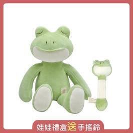 【限時】miYim安撫娃娃 好夢蛙 送吉拿棒
