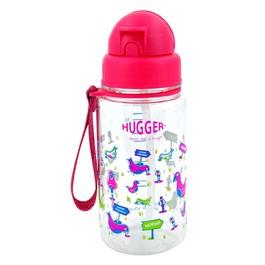 Hugger吸管水壺 歡樂鳥