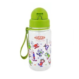 Hugger吸管水壺 小怪獸