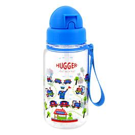 Hugger吸管水壺 嘟嘟火車