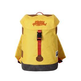 HappiPlayGround街頭探險家 兒童背包 (香蕉黃)