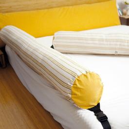 Kangaruru多功能防跌落床圍抱枕 175cm 加勒比陽光