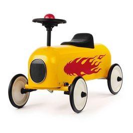 Baghera 經典賽車 黃色 (禮物版)