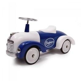 Baghera 小跑車 藍白 (禮物版)