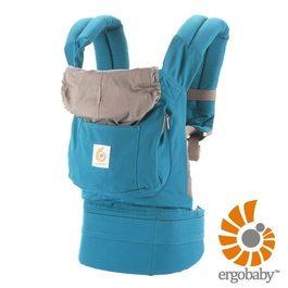 Ergobaby背巾 原創基本款 藍綠色