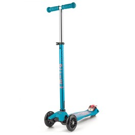 Maxi  Micro Deluxe 兒童滑板車 奢華版 (土耳其藍)