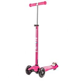 Maxi  Micro Deluxe 兒童滑板車 奢華版 (粉紅)