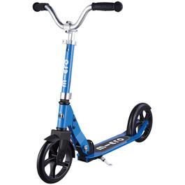 Micro Cruiser 哈雷款兒童滑板車 (藍)