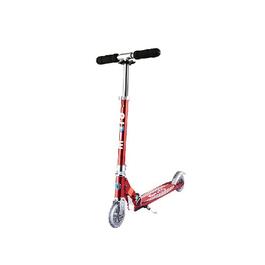 Micro Scooter Sprite 青少年滑板車 MIX 紅色