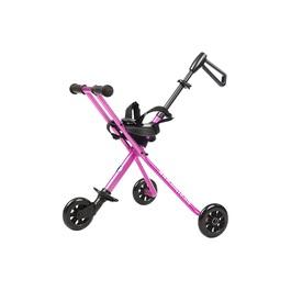 Micro Trike Deluxe 三輪車 (安全帶版) (粉紅)