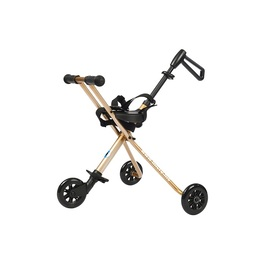 Micro Trike Deluxe 三輪車 (安全帶版) (金)
