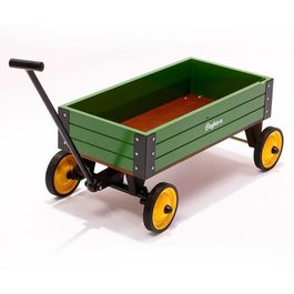 Baghera 工具小拖車 森林綠 (禮物版)