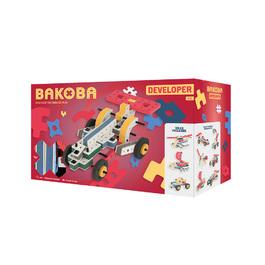 BAKOBA漂浮教育積木第二代探索系列49件組