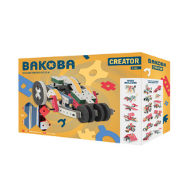 BAKOBA漂浮教育積木第二代探索系列74件組