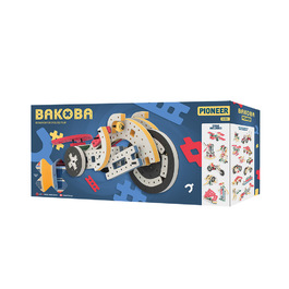 BAKOBA漂浮教育積木第二代探索系列116件組