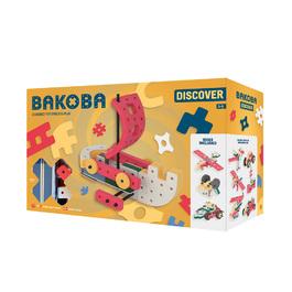 BAKOBA漂浮教育積木第二代探索系列38件組