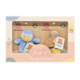 【超值】miYim寶貝彌月玩具禮盒