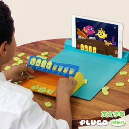 shifu - PLUGO互動式益智教具組 英文單字