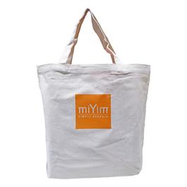 miYim有機棉品牌帆布袋