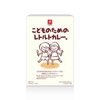 日本CANYON兒童咖哩調理包