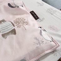 Kangaruru親膚抗菌防蹣寶貝毯 快樂農場