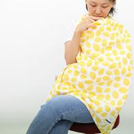 Kangaruru多功能哺乳巾 檸檬甜心