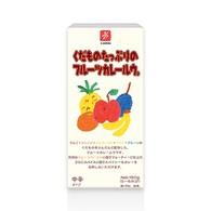 日本CANYON兒童水果咖哩塊150G
