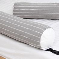 Kangaruru多功能防跌落床圍抱枕 175cm 灰底雪花白