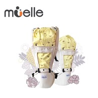 Muelle 坐墊式嬰兒腰凳背巾 花蜜蝴蝶