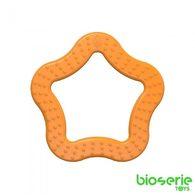 bioserie 海星點點固齒玩具-胡蘿蔔