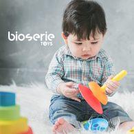 bioserie Toys 0-3歲成長玩具三件組
