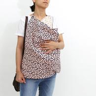 Kangaruru多功能哺乳巾 風格藕幾何