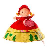 Lilliputiens-小紅帽變身手偶