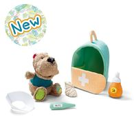 Lilliputiens-熊熊凱薩 獸醫診所遊戲組
