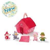 Lilliputiens-小紅帽小屋遊戲組
