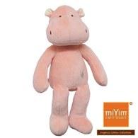 miYim有機棉安撫娃娃32cm 喜寶河馬