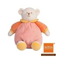 miYim有機棉睡眠時間香氛熊 粉色