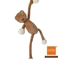 miYim有機棉瑜珈娃娃 呼倫貝爾