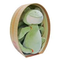 miYim有機棉瑜珈娃娃 好夢蛙