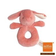 miYim有機棉手搖鈴 邦妮兔兔