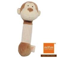 miYim有機棉吉拿棒 布布小猴
