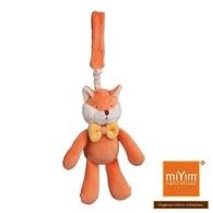 miYim有機棉吊掛娃娃 福斯小狐